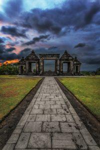 Wisata Jogja Candi Kraton Ratu Boko