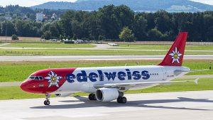 Edelweiss-Airplane