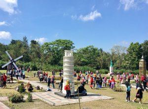 Merapi Park The World Landmarks