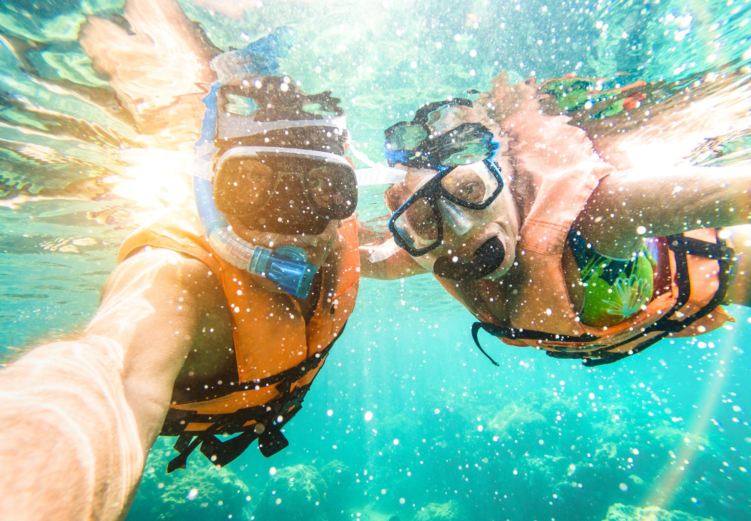 snorkeling-pantai-trikora-bintan
