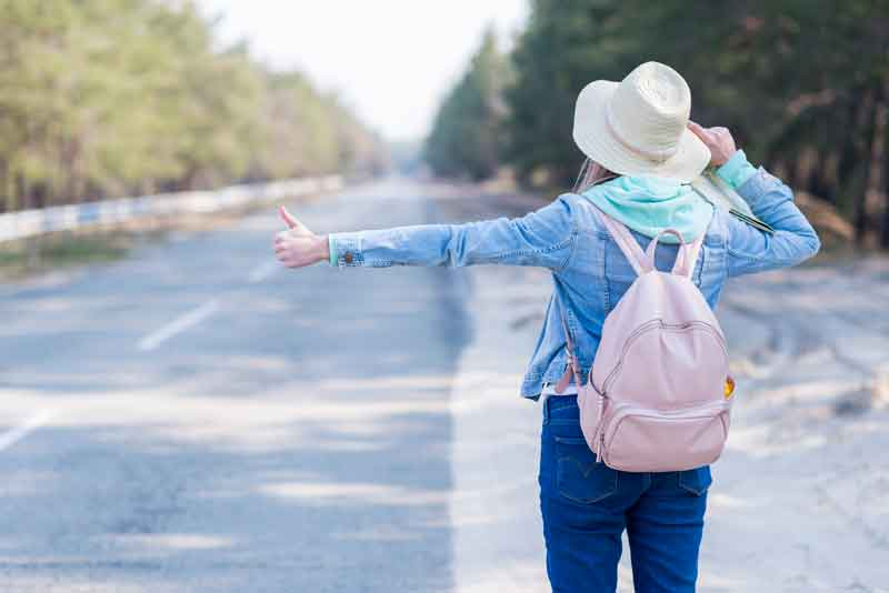 hitchhiking-backpacker