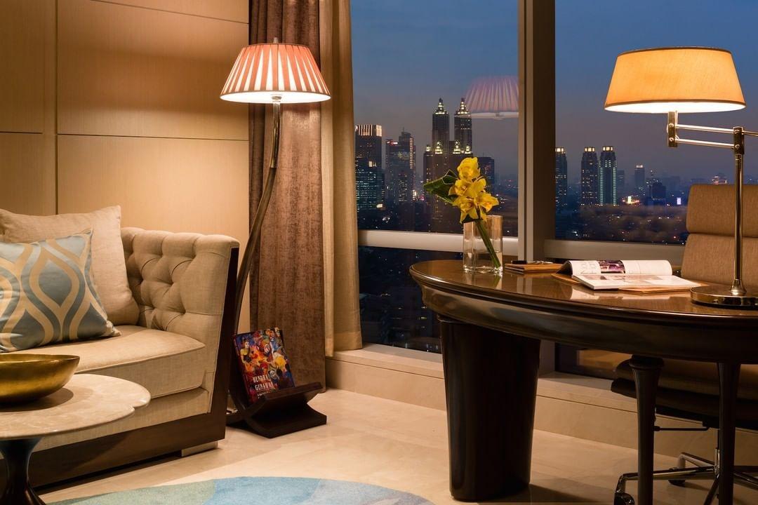 Raffles Hotel Jakarta