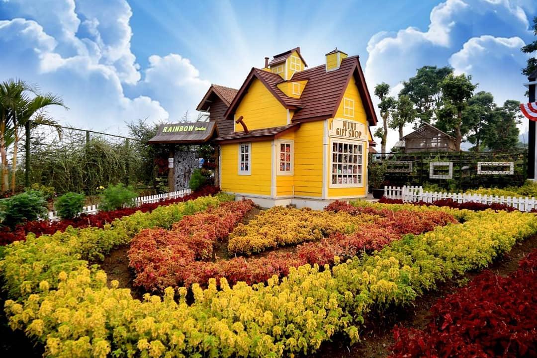 taman-bunga-rainbow-garden-lembang